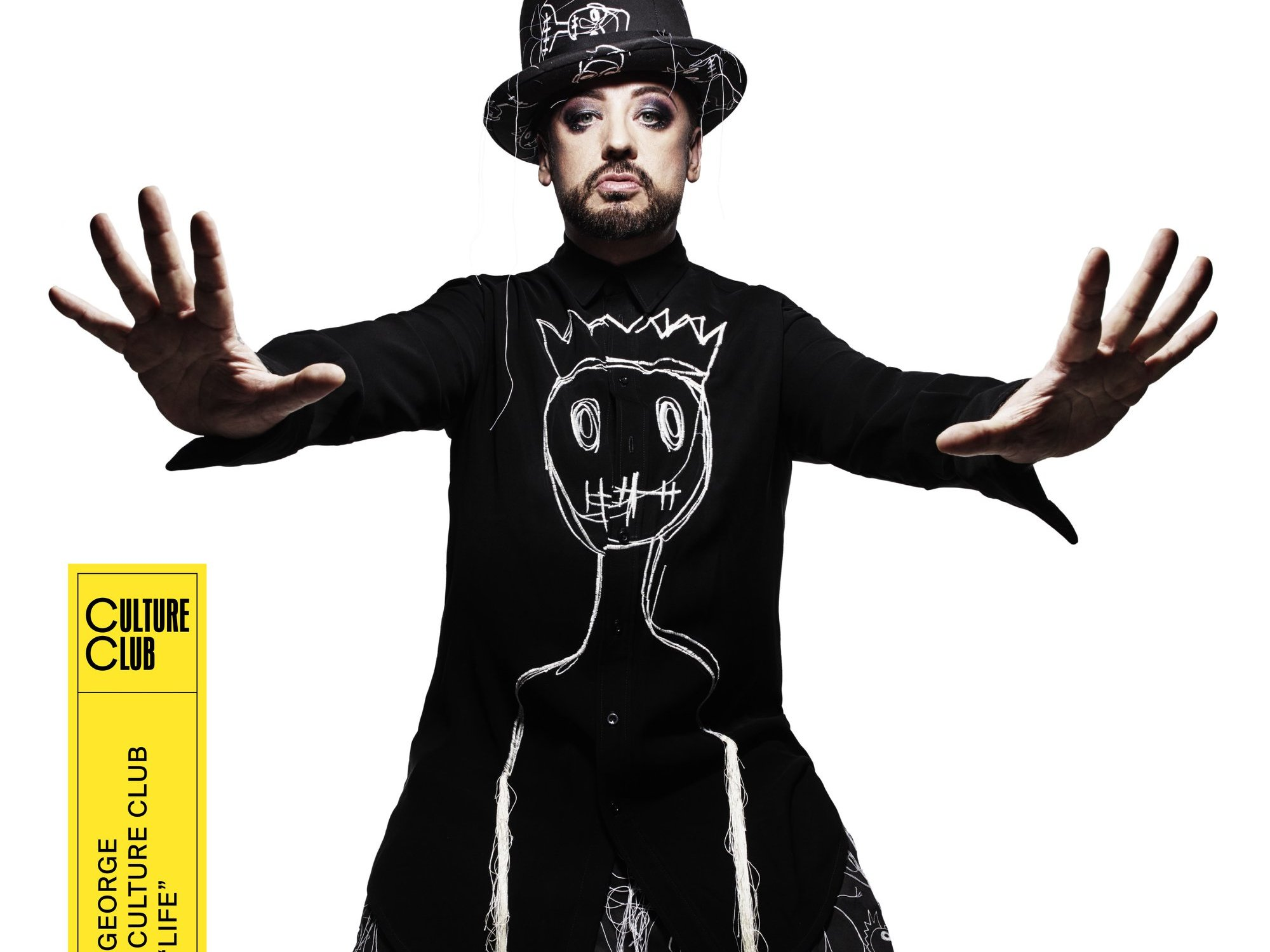 Life Cover Boy George and Culture Club