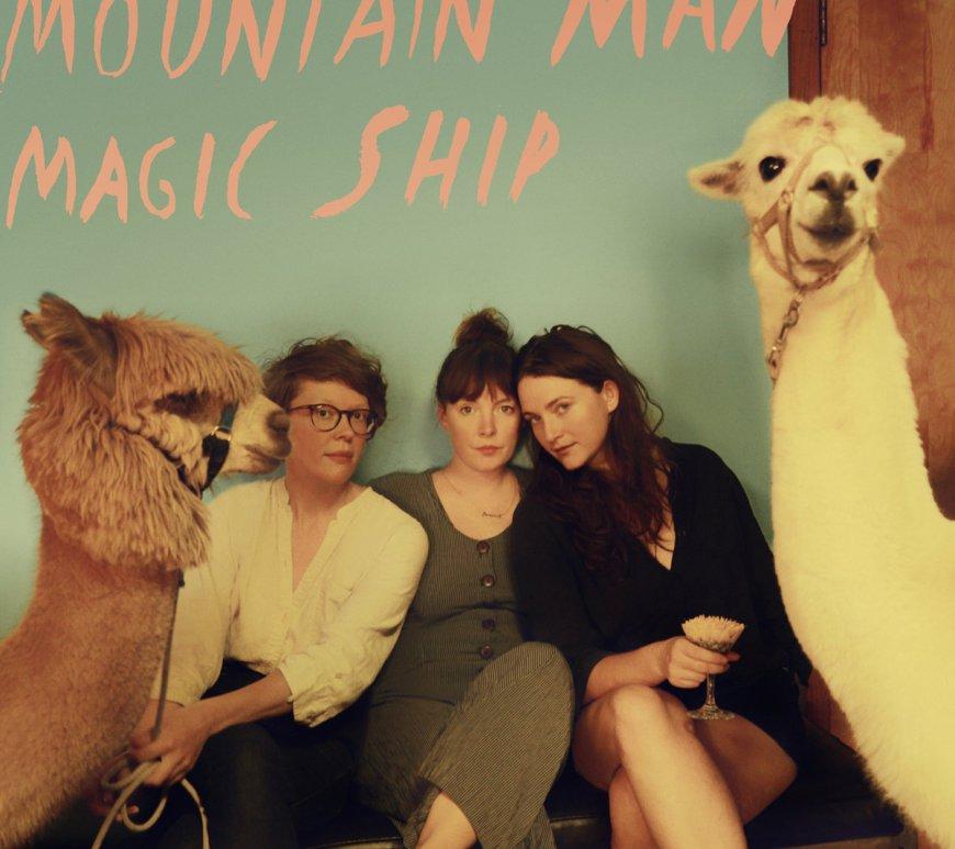Mountain Man Magic Ship Artwork