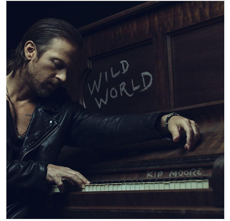 Kip Moore Wild World Album Art
