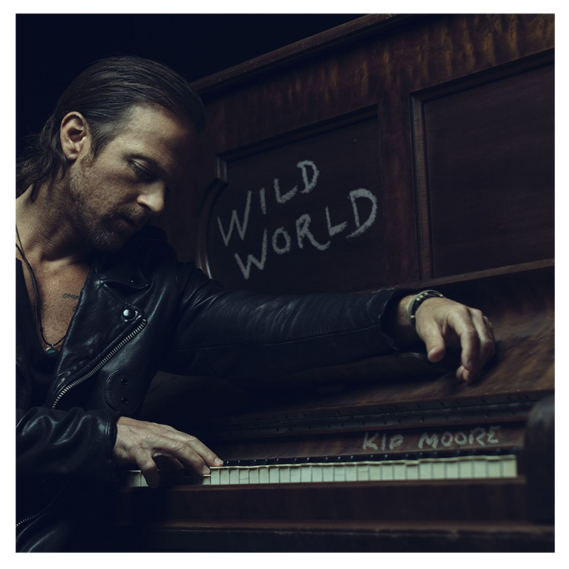 Kip Moore Wild World Album Art